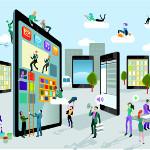 Mobilne usługi w Credit Agricole