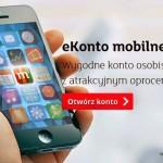 Oprocentowanie 4% z eKontem mobilnym plus
